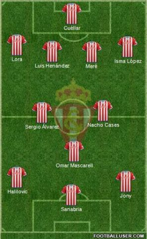 once sporting