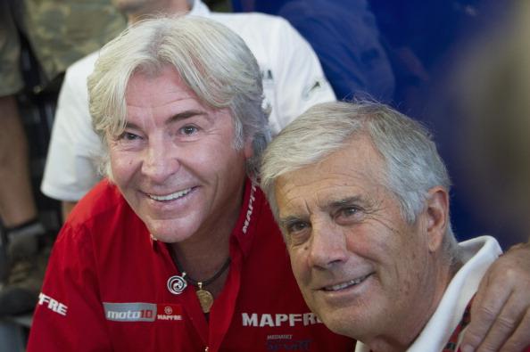 Ángel Nieto Giacomo Agostini historia del motociclismo - Sphera Sports