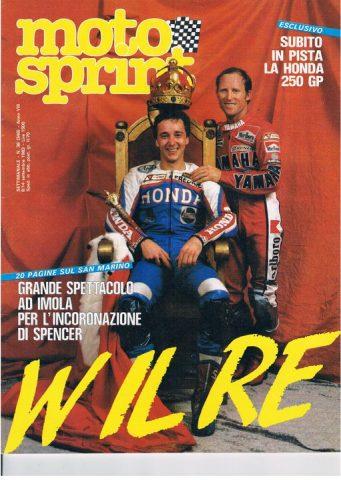 Freddie Spencer Kenny Roberts - Sphera Sports