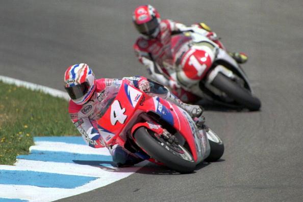 Mick Doohan Kevin Schwantz historia del motociclismo - Sphera Sports
