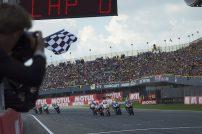 Pecco Bagnaia Fabio Di Giannantonio Andrea Migno Moto3 Assen 2016 - Sphera Sports