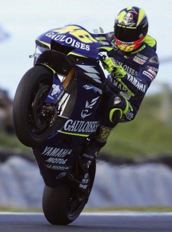 Valentino Rossi historia del motociclismo - Sphera Sports