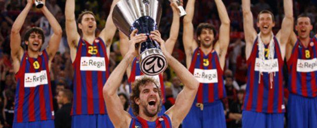 El Barça y su segunda Euroliga