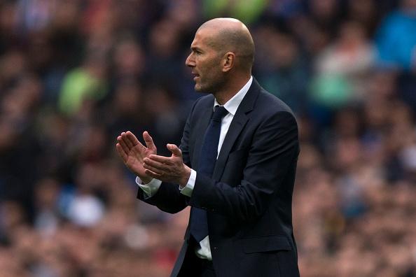 zidane entrenador 2