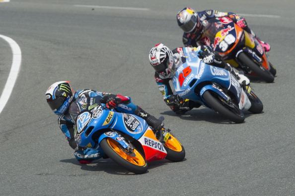 Álex Rins Maverick Viñales Luis Salom Moto3 2013 - Sphera Sports