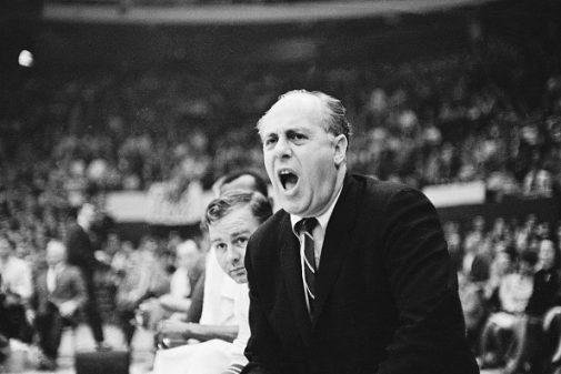 Red Auerbach, leyenda del baloncesto | Getty Images