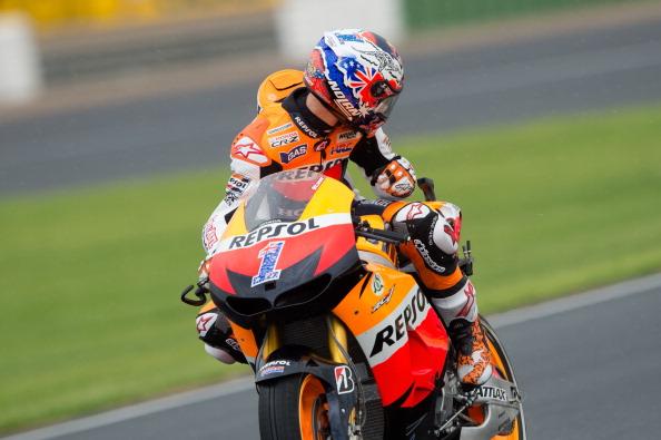 Casey Stoner Honda MotoGP - Sphera Sports