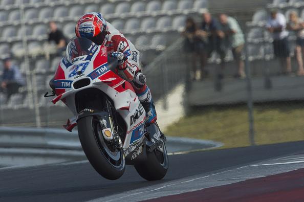 Casey Stoner MotoGP test Austria 2016 - Sphera Sports