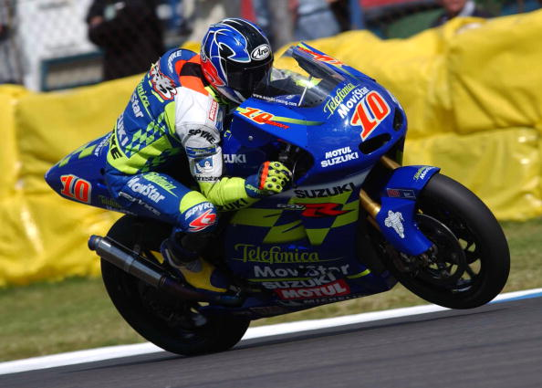 Kenny Roberts Jr Suzuki 500cc world champion - Sphera Sports