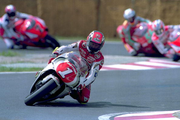 Kevin Schwantz #1 500cc world champion Suzuki - Sphera Sports