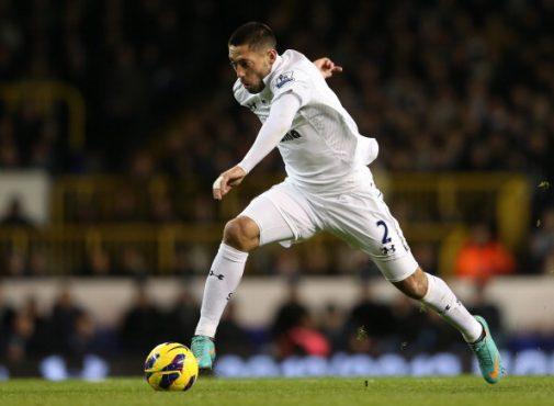 Clint Dempsey, el '2' de los Spurs   Getty Images