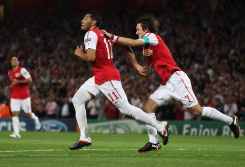 André Santos, un fichaje estrellado (uno más) de Wenger | Getty Images