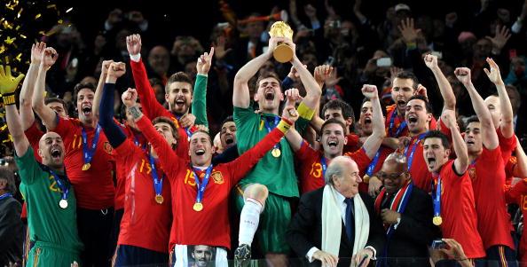 España, campeona del mundo | Getty Images