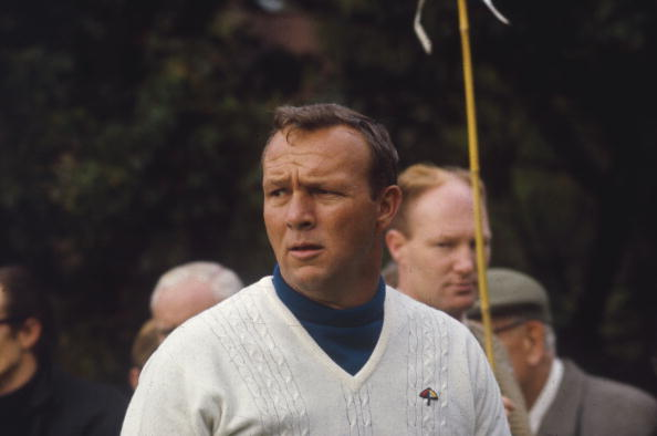 Arnold Palmer, 1967   Getty