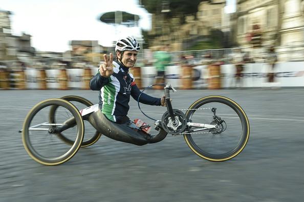 Alessandro Zanardi   Getty Images