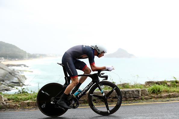 Chris Froome en Rio 2016 | Getty