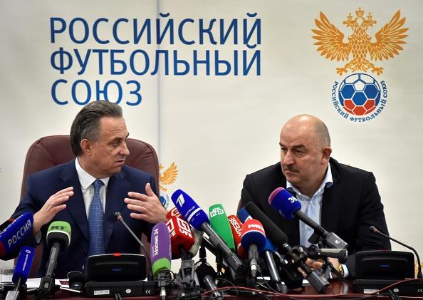 Vitaly Mutko, reelegido presidente   Getty
