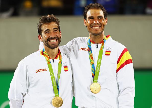 Medalla de Oro en Río 2016 para Marc y Rafa | Getty Images