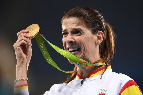 Ruth Beitia, medalla de oro para la historia | Getty Images