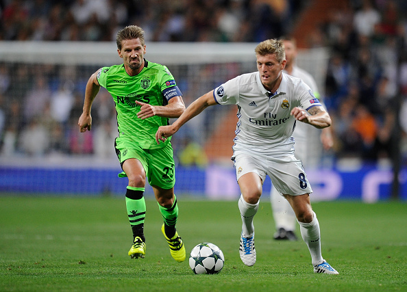 Toni Kroos | Getty Images