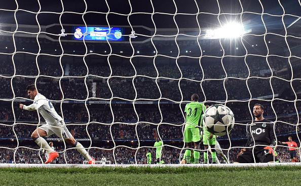 Morata y su gol salvador ante el Sporting | Getty