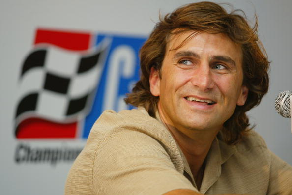 Zanardi nunca borró de su cara una sonrisa | Getty Images