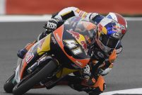 Brad Binder Moto3 Gran Bretaña 2016 - Sphera Sports