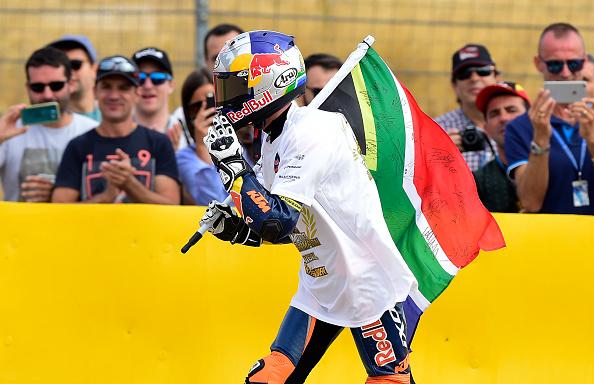 Brad Binder Moto3 Aragón 2016 - Sphera Sports
