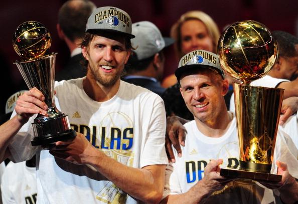Campeón NBA en 2011 | Getty