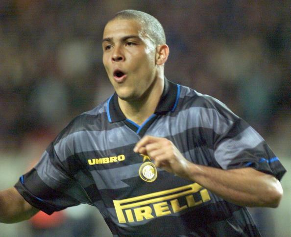 Ronaldo, en el Internazionale | Getty
