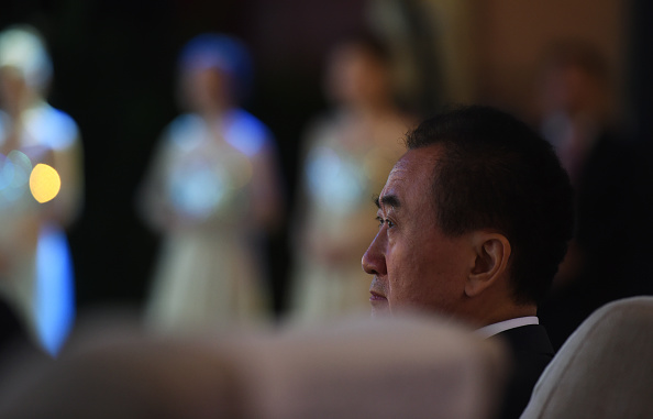 Wang Jianlin, mecenas del Wanda Group   Getty