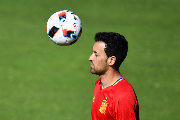 Sergio Busquets | Getty