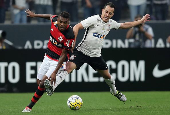 Flamengo vs Corinthians en Maracaná | Getty