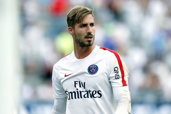 Kevin Trapp | Getty