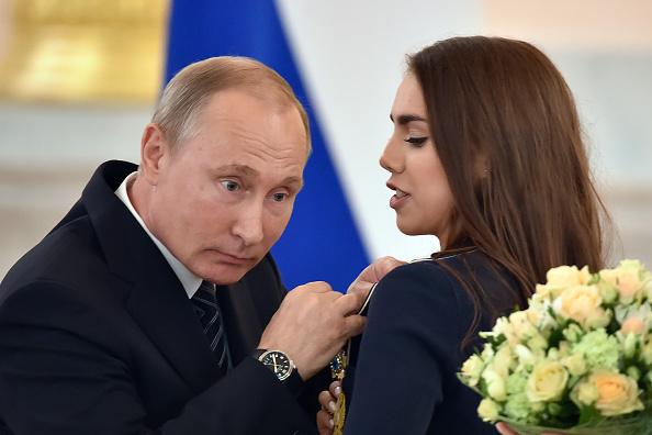 Cuando habla Putin, tiemblan los cimientos   Getty