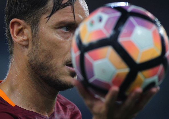 Francesco Totti | Getty