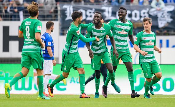 Empate entre Darmstadt y Werder   Getty