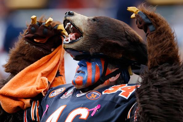 Los Bears se dejaron remontar ante los Jaguars | Getty