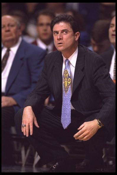 Una leyenda. Rick Pitino entrenador de 'los intocables' Wildcats | Getty