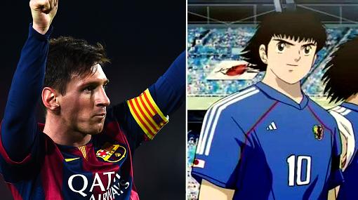 Oliver/Messi