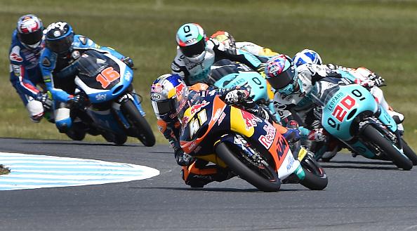 Moto3 GP Australia