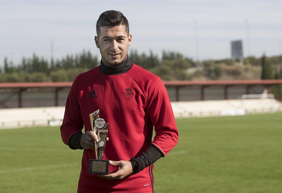 Sergio León, mejor delantero de Segunda División | Getty