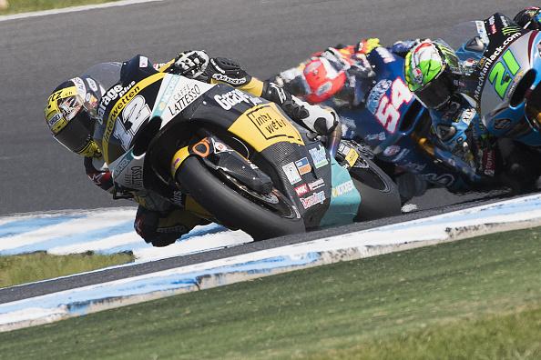 Moto2- GP Australia 2016