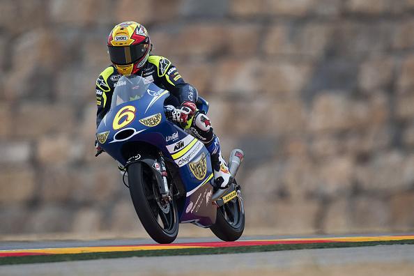 María Herrera Moto3 Yatekomo - Sphera Sports