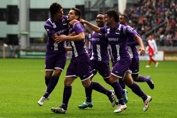 Tadic celebra un gol ante el Utrecht | Getty