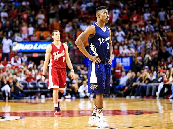 Norris Cole con New Orleans Pelicans