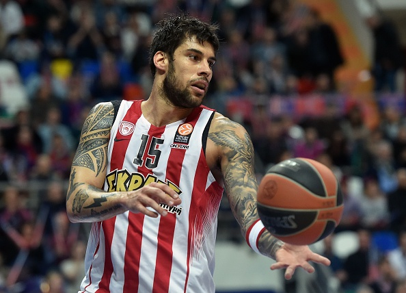 Printezis, pilar fundamental de Olympiacos | Getty