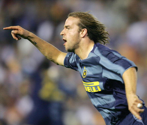 Andy van der Meyde, Inter | Getty