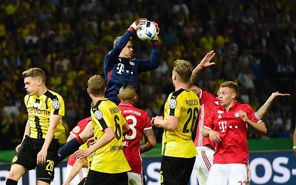 Manuel Neuer   Getty