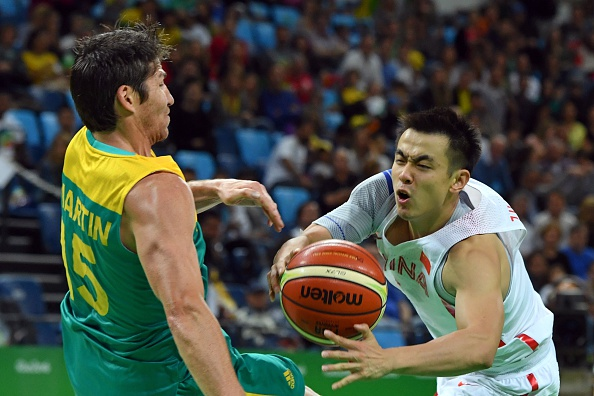 Zhao Jiwei ante Australia